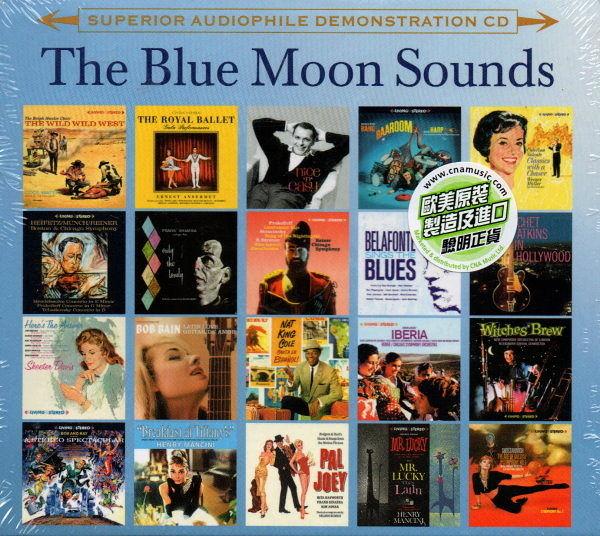 【停看聽音響唱片】【CD】THE BLUE MOON SOUNDS