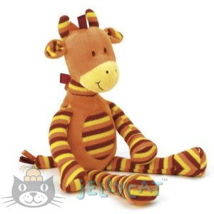 英國JELLYCAT Jolly Giraffe 喬莉鹿(JOL4G)