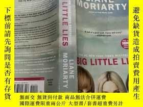 二手書博民逛書店BIG罕見LITTLE LIES(大小謊言)外文版Y200392