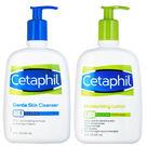 (買就送乳液)Cetaphil舒特膚 溫和清潔乳20oz