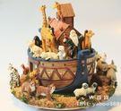 旋轉音樂盒 Noah s Ark 聖經故...