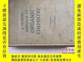 二手書博民逛書店A罕見Modern Approach to Organic Ch