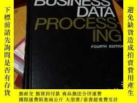 二手書博民逛書店BUSINESS罕見DATA PROCESSING FOURTH