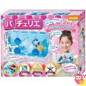 Hamee 日本 玩具大賞 PACHERIE 拼扣包包 手工製作 創意DIY 拼圖包 方塊包 (藍色兩用包) 486398