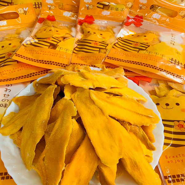 下午茶芒果乾大容量包裝200gX10入/當季最鮮芒果乾/點新芒果乾