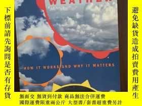 二手書博民逛書店Stock罕見photo. Weather: How It Wo