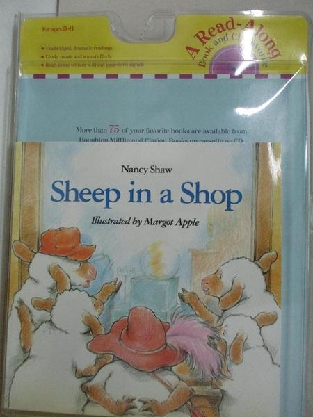 【書寶二手書T1/原文小說_DMW】Sheep in a Shop_Shaw, Nancy/ Apple, Margo (ILT)