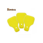 Simba小獅王辛巴 - 極細海綿奶嘴刷替換包 (S1426極細海綿奶嘴刷專用)