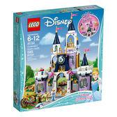 樂高積木LEGO 迪士尼公主系列 41154 灰姑娘 仙杜瑞拉的夢幻城堡