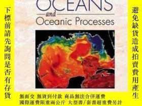 二手書博民逛書店Numerical罕見Models Of Oceans And Oceanic Processes Volume