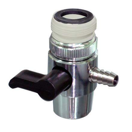 濾水器切換開關(單向)3分管