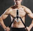 臂力器 臂力器男家用訓練健身器材可調節練胸肌手臂鍛煉液壓握力器臂力棒【快速出貨八折搶購】