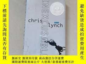 二手書博民逛書店罕見InexcusableY26171 Lynch, Chris Simon & Schuster