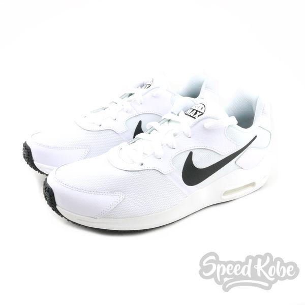 NIKE AIR MAX GUILE 白底黑勾 氣墊慢跑鞋 男款 916768-100【Speedkobe】