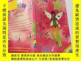 二手書博民逛書店rainbow罕見magic lily the rainforest fairy 彩虹魔 法百合雨林仙子Y20