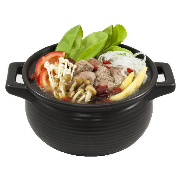 【澎富】藥膳牛肉鍋1200g (非冷藏)-天冷吃鍋