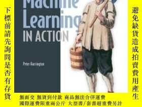 二手書博民逛書店Machine罕見Learning In ActionY364682 Peter Harrington Man