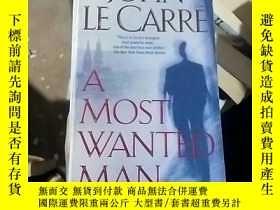 二手書博民逛書店A罕見Most Wanted ManY15389 Pocket