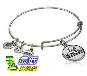 [美國直購] Alex and Ani Collegiate Providence College Logo Expandable Wire Bangle Bracelet 手鐲