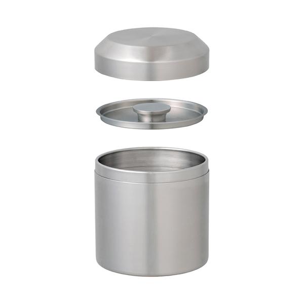 日本KINTO LT 不銹鋼茶罐450ml