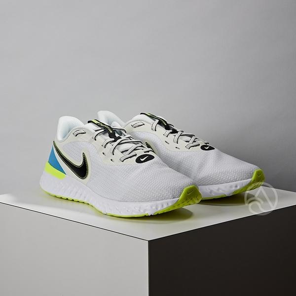 Nike Revolution 5 Ext 男 白 運動 休閒 慢跑鞋 CZ8591-102