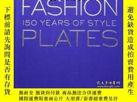 二手書博民逛書店【罕見】Fashion Plates: 150 Years of StyleY175576 Karen Tri