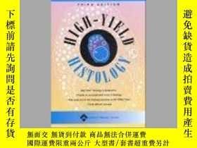 二手書博民逛書店High-yield罕見HistologyY256260 Dudek, Ronald W., Ph.d. Li