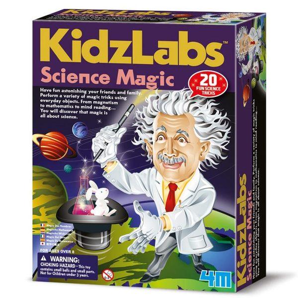 【4M】科學探索系列 - 科學魔術 Science Magic 00-03265