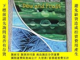 二手書博民逛書店Dew罕見and FrostY21478 Elizabeth M