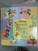 【書寶二手書T7/兒童文學_XAZ】Disney's Nursery Rhymes & Fairy Tales_