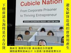 二手書博民逛書店Escape罕見From Cubicle Nation: Fro