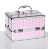 化妝包化妝箱化妝品收納盒收納箱專業化妝工具大號手提箱首飾盒 歐亞時尚
