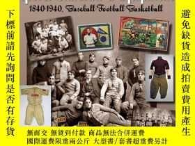 二手書博民逛書店Antique罕見Sports Uniforms & Equip