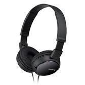 SONY 索尼 MDR-ZX110-B 耳罩式耳機 黑