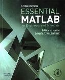 二手書博民逛書店 《Essential MATLAB for Engineers and Scientists》 R2Y ISBN:9780081008775│Academic Press
