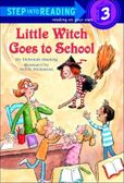 (二手書)Step into Reading Step 3: Little Witch Goes to School