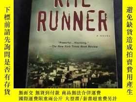 二手書博民逛書店英文原版,The罕見Kite Runner,追風箏的人,32開Y215319 KHALED HOSSEINI