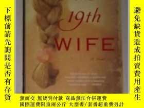 二手書博民逛書店英文原版罕見The 19th Wife by David Ebe