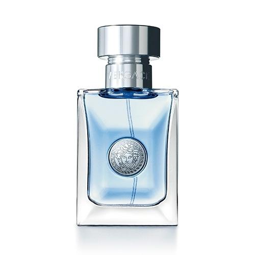 VERSACE 凡賽斯 Pour Homme 經典男性淡香水 30ml【BG Shop】男香
