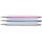 《享亮商城》GL-150 粉藍桿 三角自動鉛筆 東文