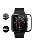 【3D曲面複合】Apple Watch Series 4代/40mm 44mm 手錶熱彎膜 防刮 耐刮全螢幕 保護貼