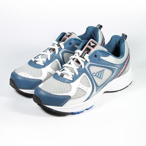 JUMP 791越野跑鞋 灰藍 男