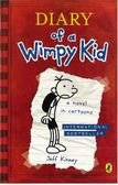 (二手書)Diary of a Wimpy Kid #1: Greg Heffley's Journal (Internationl ed..