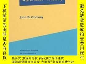 二手書博民逛書店A罕見Course In Operator Theory (graduate Studies In Mathema
