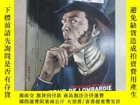 二手書博民逛書店外文書罕見CANAL BD MAGAZiNE 2010 共46頁