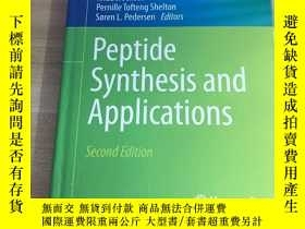 二手書博民逛書店Peptide罕見Synthesis and Applicati