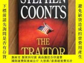二手書博民逛書店The罕見Traitor (英文原版,16開硬精裝)Y17140