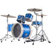 凱傑樂器 DIXON Jet Set Plus 516 藍色 搭配 9270 鈸架組