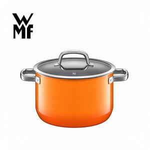 WMF NATURamic 高身湯鍋 24cm 6.4L (橘色)