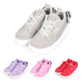 PUMA Suede Bow AC Inf 女兒童休閒運動鞋(蝴蝶結款)(慢跑≡體院≡